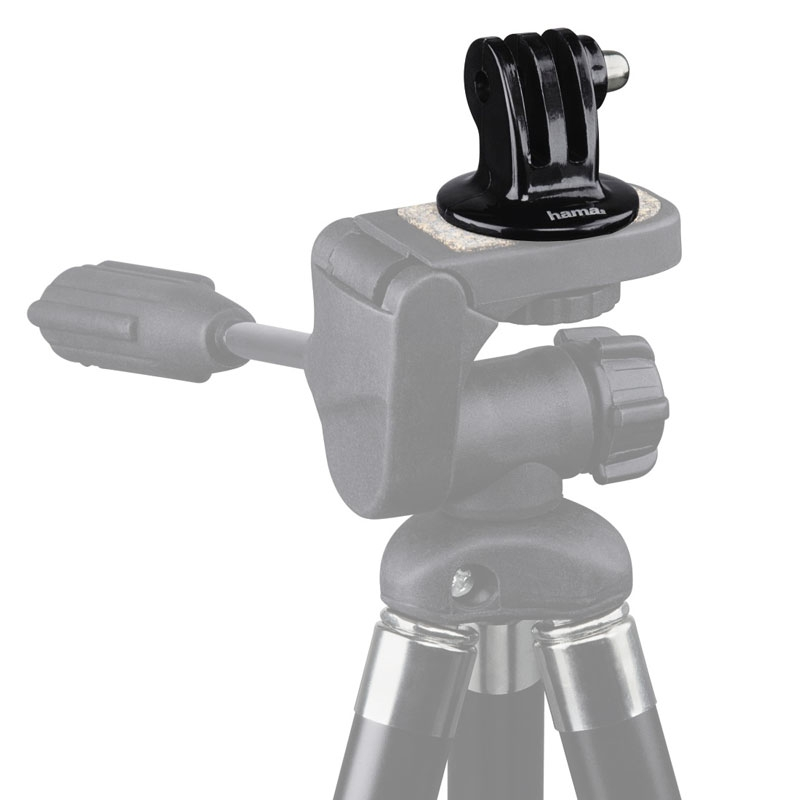 Adaptateur GoPro vers 1/4 pouce - Hama
