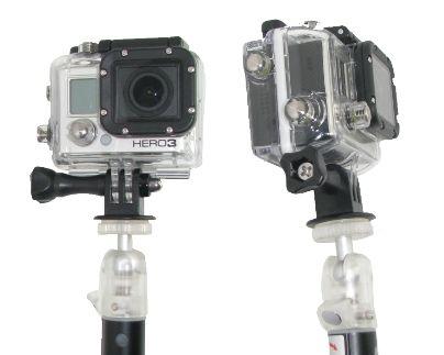 Adaptateur pied photo studioSPORT pour GoPro