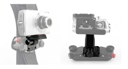 POV kit pour fixation Peak Design Capture Camera Clip