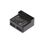 Adaptateur powerbank batterie DJI Mavic 2 - vue de dos