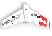 Aile Volante F1 Wing 833 - Sonicmodell vue de dessus