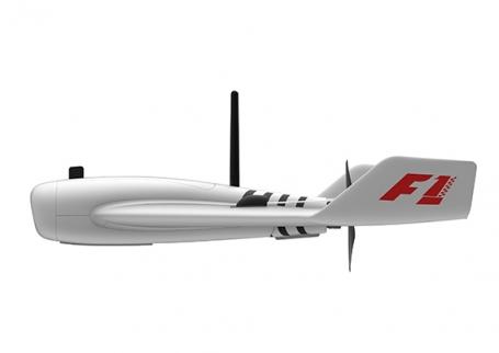 Aile Volante F1 Wing 833 - Sonicmodell vue de profil