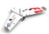 Aile Volante F1 Wing 833 - Sonicmodell vue de trois quart arrière