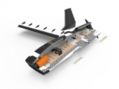 Aile volante ZOHD Dart XL Extreme PNP - Sonicmodell
