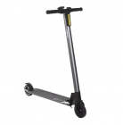ALUMINIUM ALLOY 5\' FOLDABLE ELECTRIC SCOOTER-SILVER