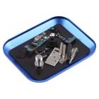 Aluminium Alloy Screw Tray Phone Repair Tool(Blue)