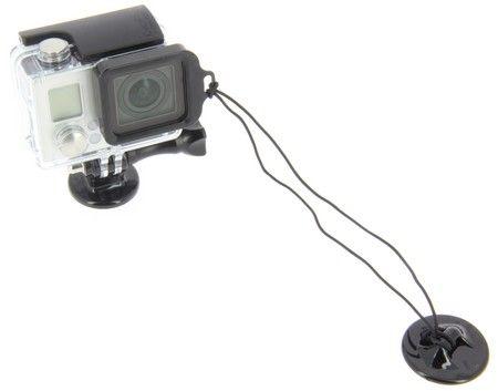 Anneau de sécurité pour caisson GoPro Hero 3+