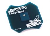 Antenne Bandicoot 5.8Ghz Lineaire de MenaceRC