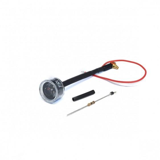 Antenne Blaze 5.8GHz LHCP MMCX coudé 72 mm - TrueRC