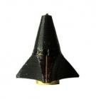 Antenne omnidirectionnelle FL 5,8GHz Terrybuild - SMA vu de face