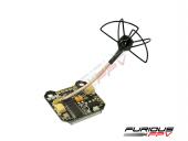Antenne Micro U.FL FuriousFPV connectée au Innova VTX + OSD
