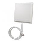 Antenne Patch double 11 dBi 2,4 GHz croisée