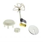 Antenne SL Pentalobe coudée 5,8 GHz - SMA