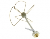 Antenne SL PinWheel 2.4 GHz RP-SMA Terrybuild omnidirectionnelle made in france