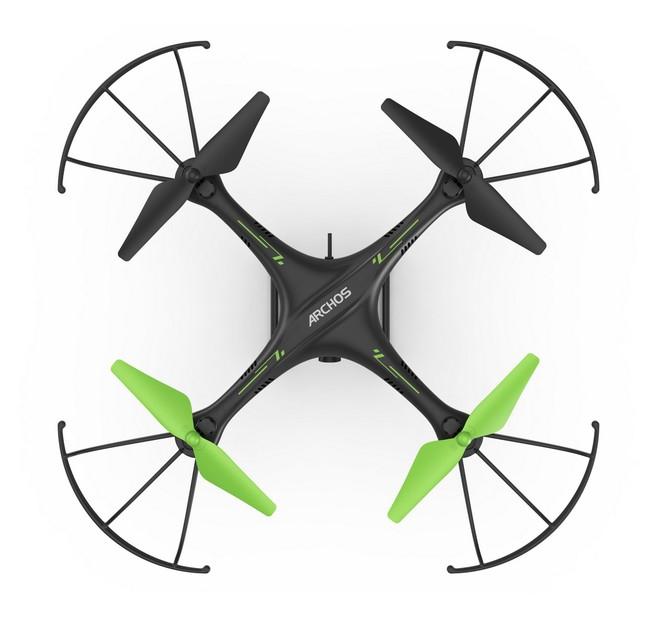 Archos Drone - vue de dessus