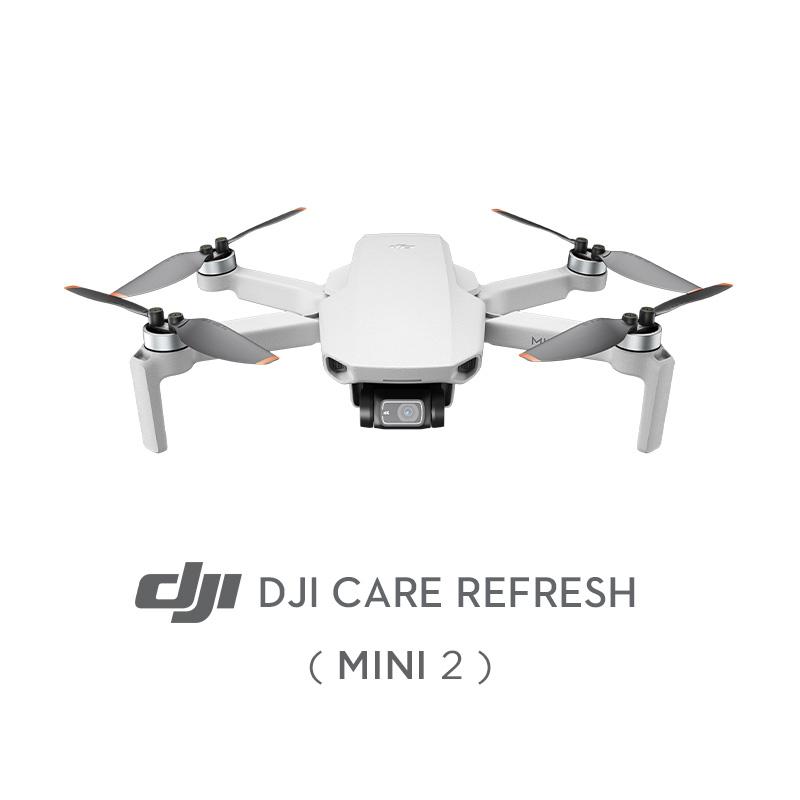 Assurance DJI Care Refresh pour DJI Mini 2 (1an)