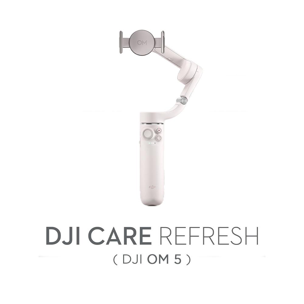 Assurance DJI Care Refresh pour DJI OM 5 (1 an)