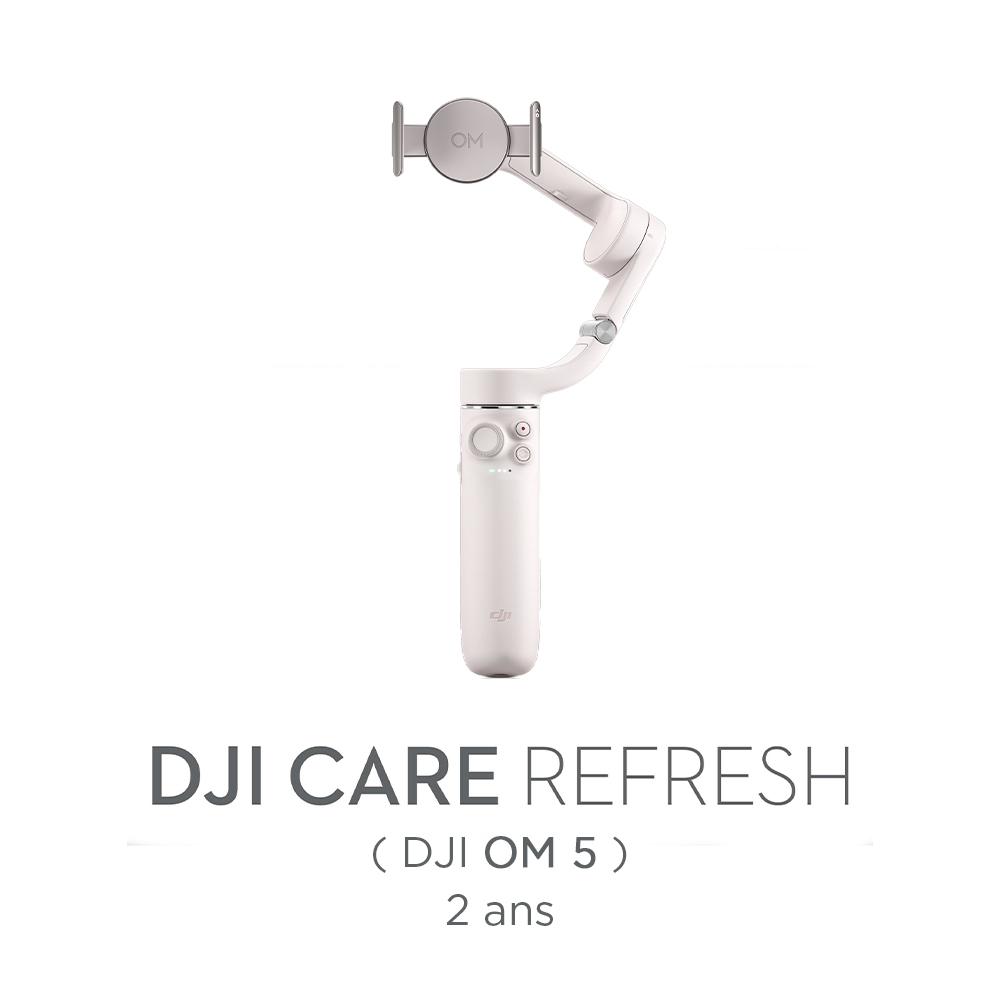 Assurance DJI Care Refresh pour DJI OM 5 (2 ans)