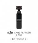 Assurance DJI Care Refresh pour DJI Pocket 2 (2 ans)