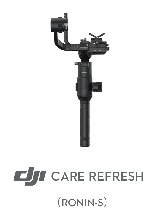 Assurance DJI Care Refresh pour Ronin-S (1 an)