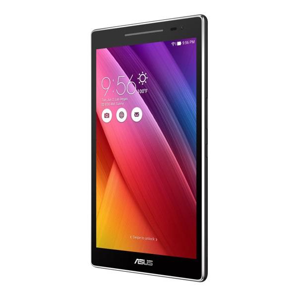 Tablette Asus ZenPad 8.0 Z380M - vue en mode vertical de côté