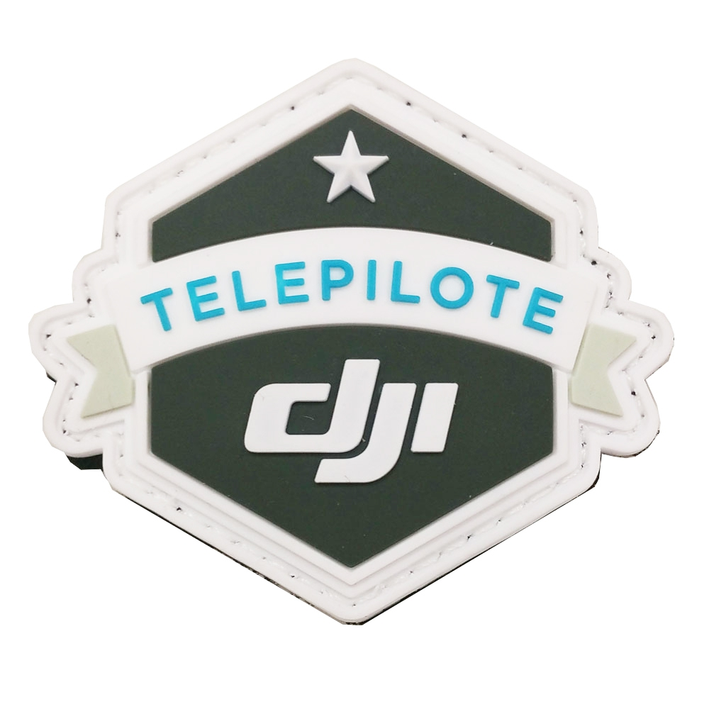 Badge Télépilote DJI