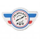 Badge Télépilote Pro