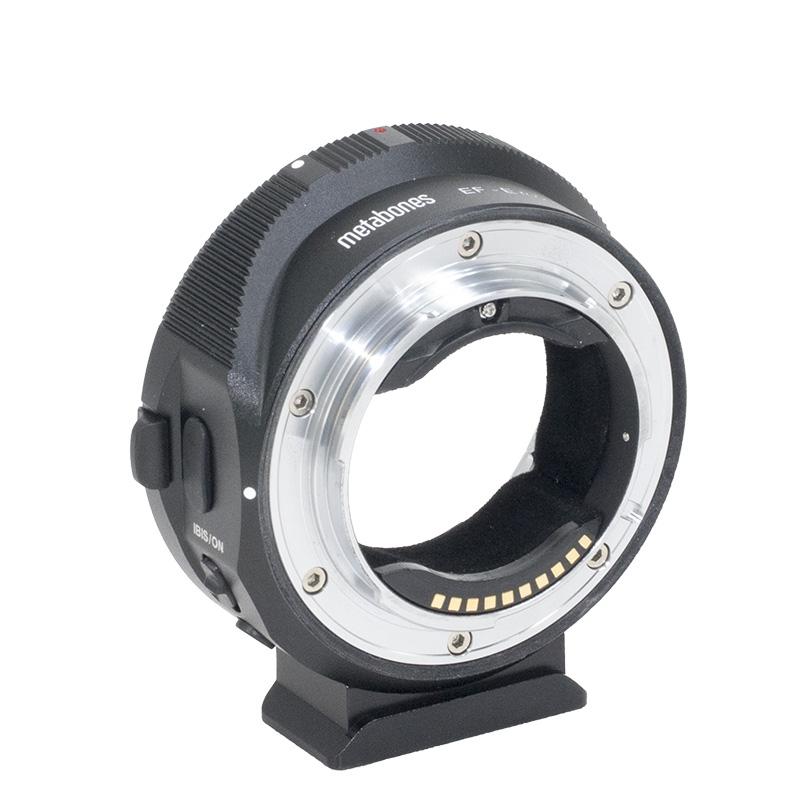 Bague d\'adaptation Canon EF et EF-S vers monture E Sony - Metabones