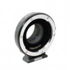 Bague d\'adaptation Canon EF vers Micro 4/3 T Speed Booster XL 0.64x - Metabones