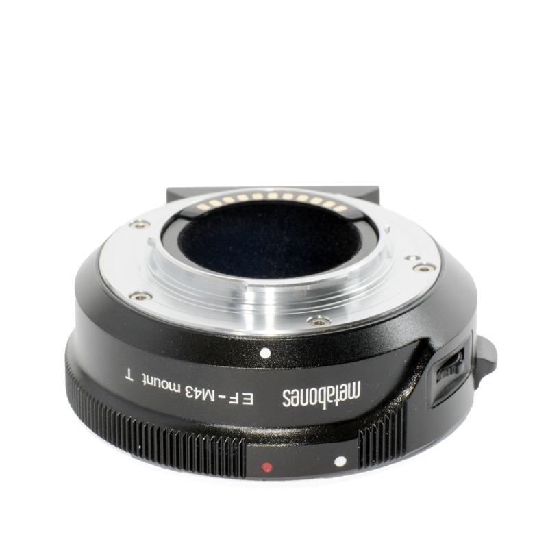 Bague d\'adaptation Canon EF vers monture Micro 4/3 - Metabones