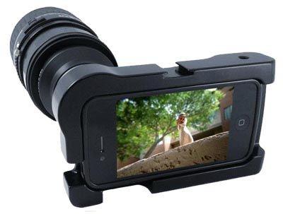 Bague d\'adaptaton d\'objectif Nikon pour EnCinema SLR