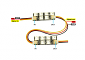 Bande de LED Furious FPV Schéma de câblage