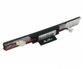 Barre LED MIKO 14 cm avec télécommande de contrôle