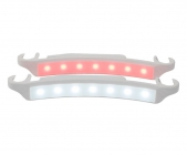 1 barre LED blanche et 1 barre LED rouge PolarPro