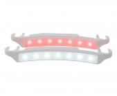 1 barre LED blanche et 1 barre LED rouge PolarPro