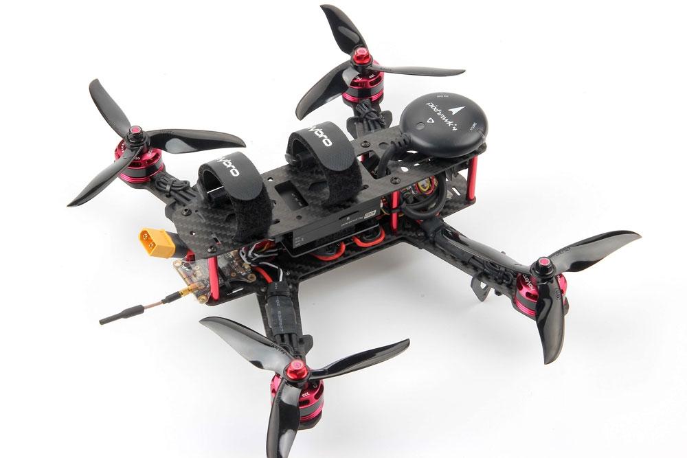 Basic Kit DIY QAV250 avec Pixhawk 4 Mini - Holybro
