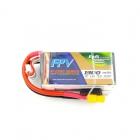 Batterie 1300mAh 5S 75C (XT60) - EPS