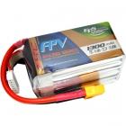 Batterie 1300mAh 6S 75C XT60 - EPS