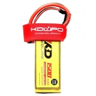 Batterie 1500 mAh 4S 100C XT60 Gold Edition - KD