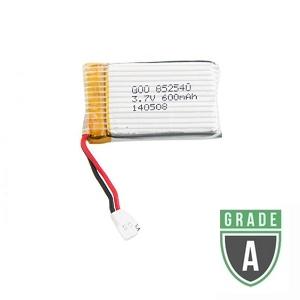 Batterie 1S 3.7V 600mAh 25C - Occasion