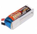 Batterie 2s Gens Ace 120mAh 7.4V 30C