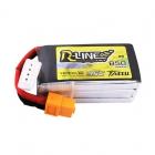 Batterie 3S R-Line 850mAh 11.1V 95C (XT60) - Tattu