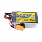 Batterie 4S R-Line 850mAh 14.8V 95C - Tattu