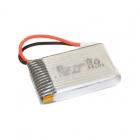 Batterie 500mAh 1S 25C (Molex) - EPS