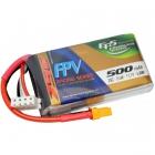 Batterie 500mAh 3S 75C XT30 - EPS