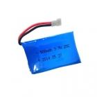 Batterie 3.7 V 500 mAh 25 C