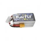 Batterie 6S Funfly 1300mAh 22.2V 100C - TATTU