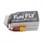 Batterie 6S Funfly 1550mAh 22.2V 100C - Tattu