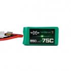 Batterie Acehe 850 mAh 3S 75C