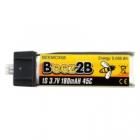 Batterie Beez2B 1s 3.7V 180mAh 45C